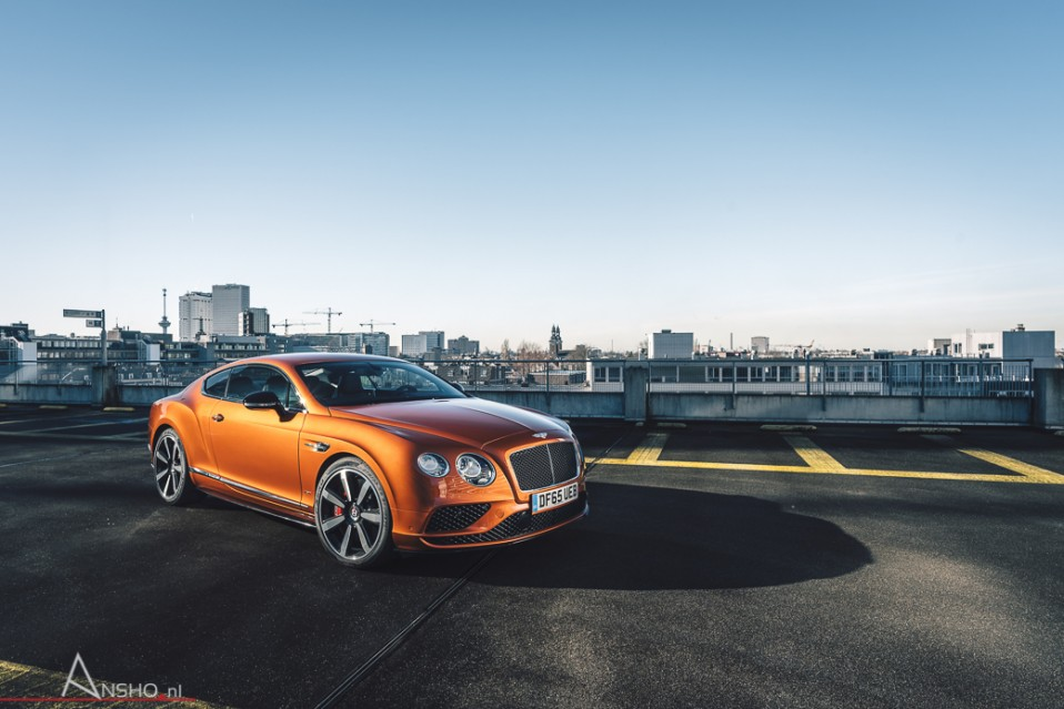 Bentley Continental GT V8S-1