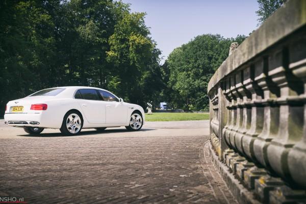 Autogespot: rijtest Bentley Flying Spur V8
