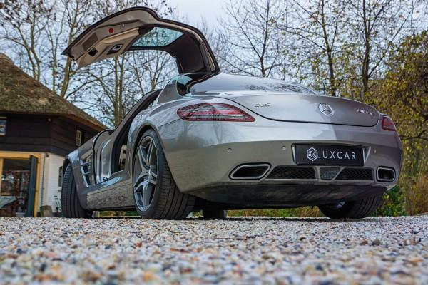 Luxcar promotievideo (SLS AMG)