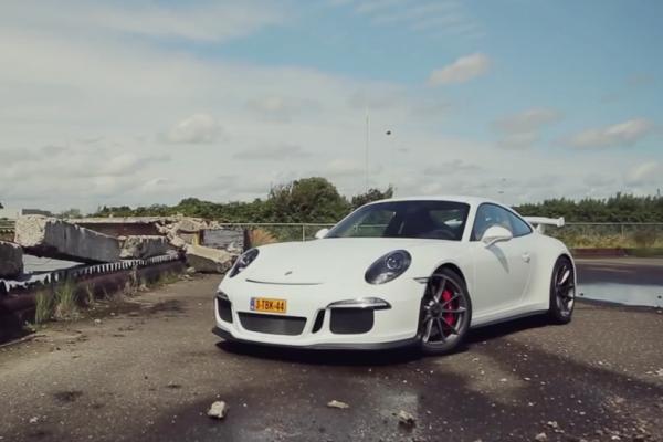 Autogespot: Porsche 991 GT3