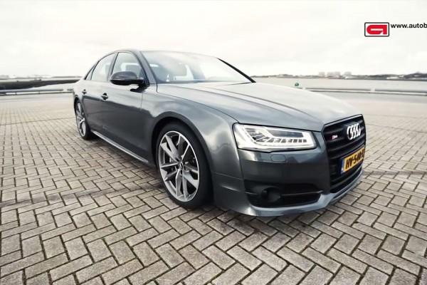 Autoblog: Audi S8 Plus review