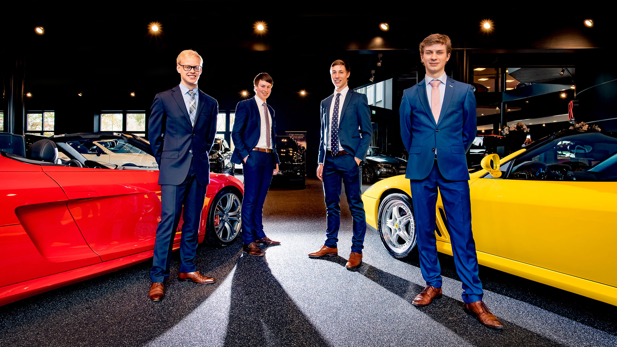 Luxcar Teamfoto
