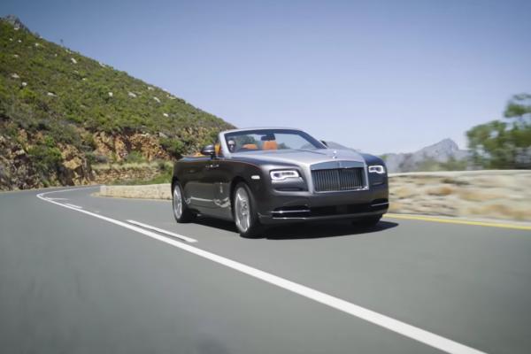 Autovisie: Rolls-Royce Dawn