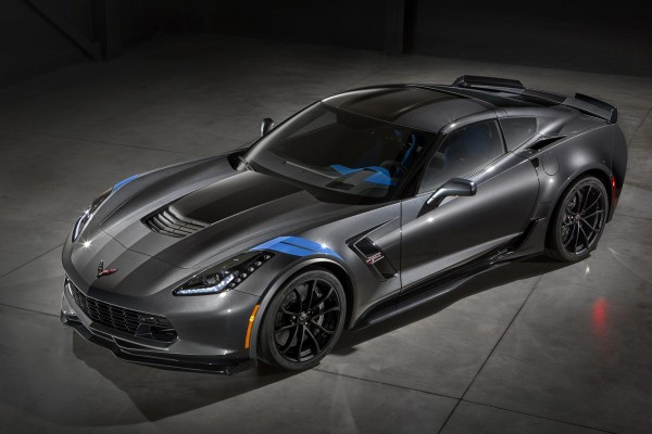 Corvette plug in